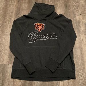 Chicago Bears Cowl Neck Sweatshirt